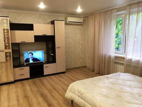 Однокомнатная комфортабельная квартира