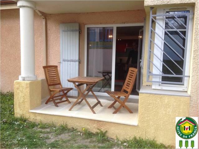 Agréable T2 à 600m des thermes de Digne les Bains - Digne-les-Bains - Apartment