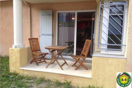 Agréable T2 à 600m des thermes de Digne les Bains - Digne-les-Bains - Квартира