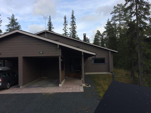 Rukalla hieno loma-asunto - Kuusamo - Huis