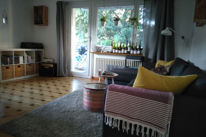 Cosy Appartement nex to the City Center