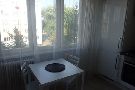 Modern flat 40 min from Prague - Apartment