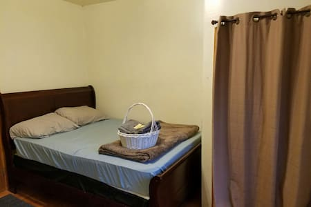 Private bedroom minutes from NYC - Elizabeth - Casa