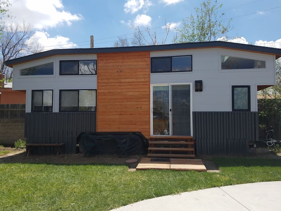 Denver Tiny House As Seen On Tiny House Nation Tiny Houses For Rent In Denver Colorado
