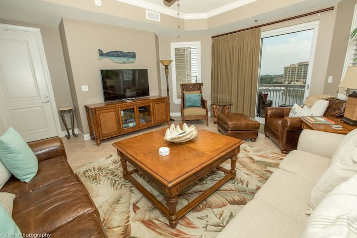 504A is a Beautiful Never Been Rented 3 BR 3 Ba unit with Harbor views