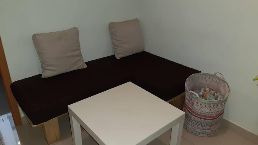 Comviniant apartment