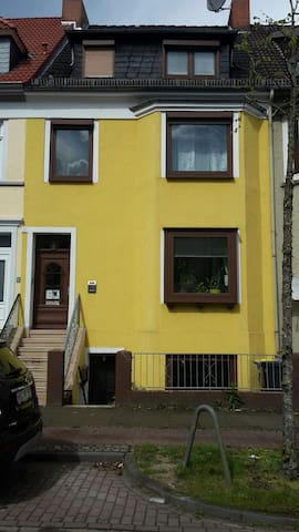 Modernes Apartement in zentrale Lage - Bremen - Pis