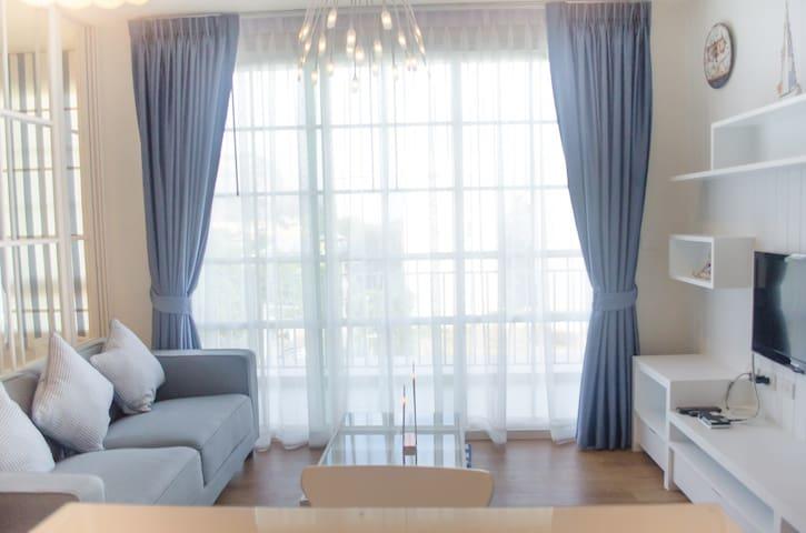 Cozy room & Near beach at Hua Hin - Hua Hin - Appartement en résidence