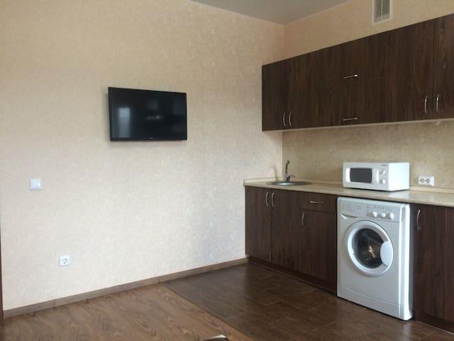 Новая Квартира в ЖК Центральном - Tyumen' - Apartment