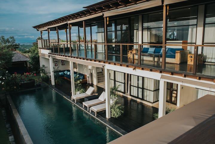 Special Deal 3-5BR Villa Cara Jimbaran Ocean View