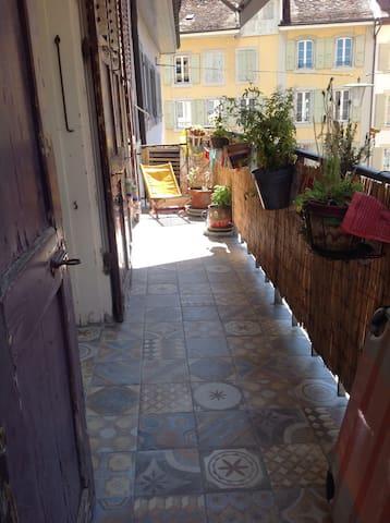 Appartement dans la vieille ville