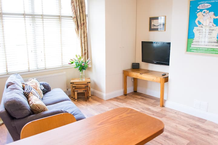 Studio apartment ideal for a city break