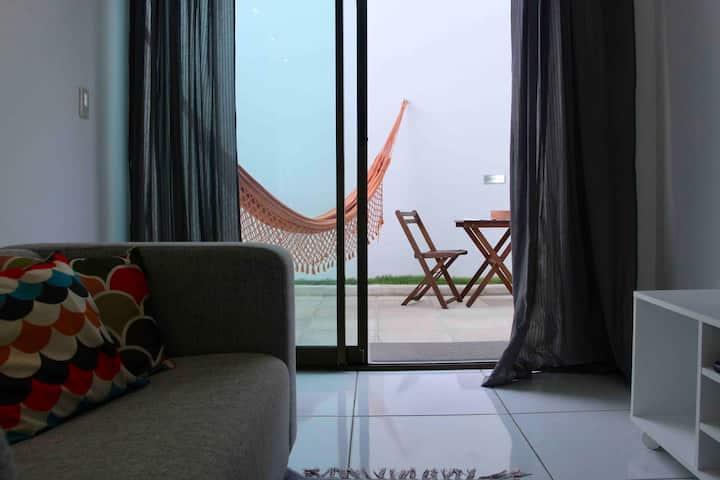 Apartamento em Tambauzinho com 2 quartos