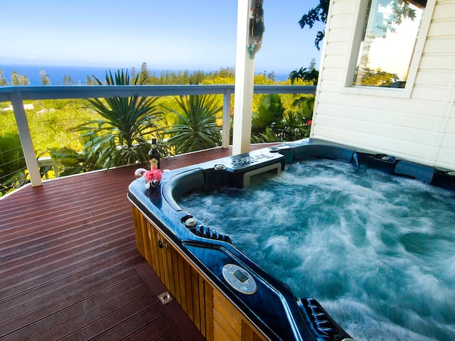 White House Ocean View Spa Villa