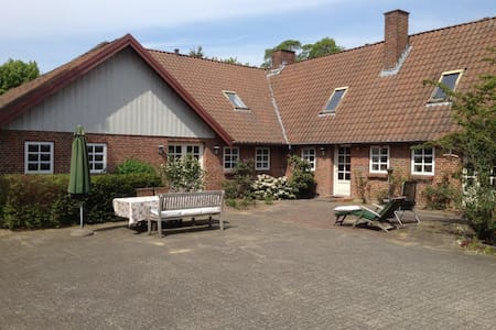 Close to Aarhus, spacious, private entrance + bath - Skanderborg