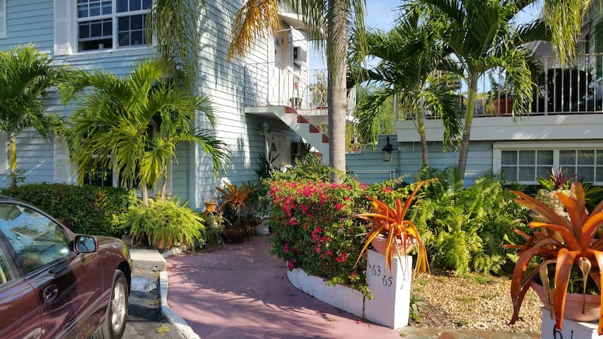 A Key West Experience Studio - Wilton Manors - Apartamento