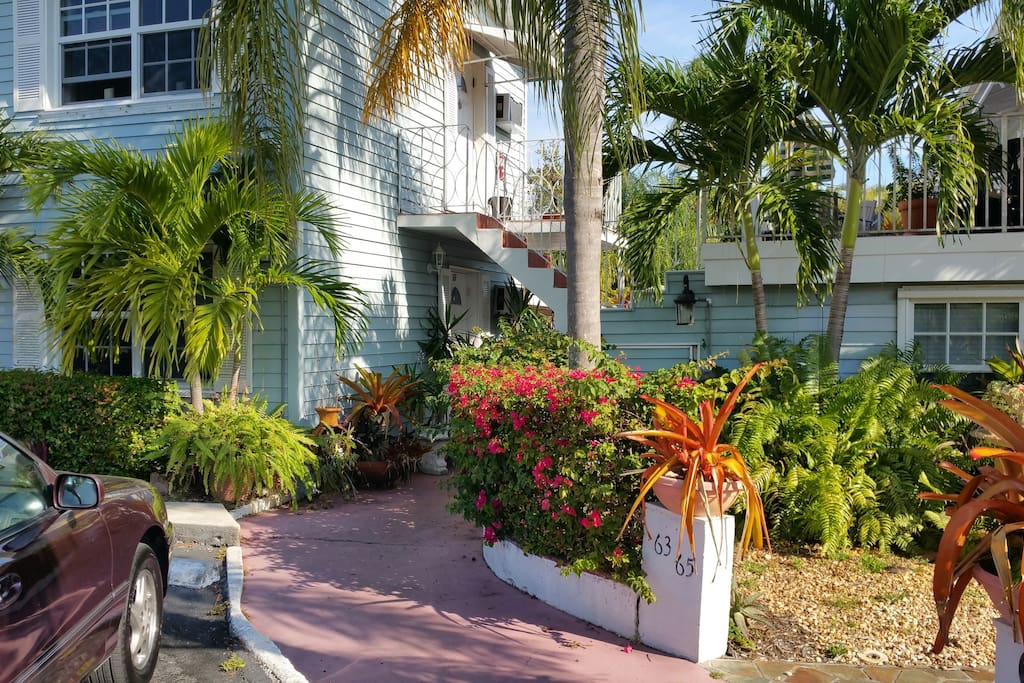 A Key West Experience Studio Apartments For Rent In