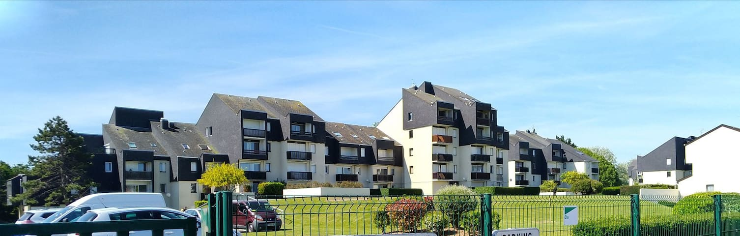 Bel appartement Courseulles sur mer, Juno beach