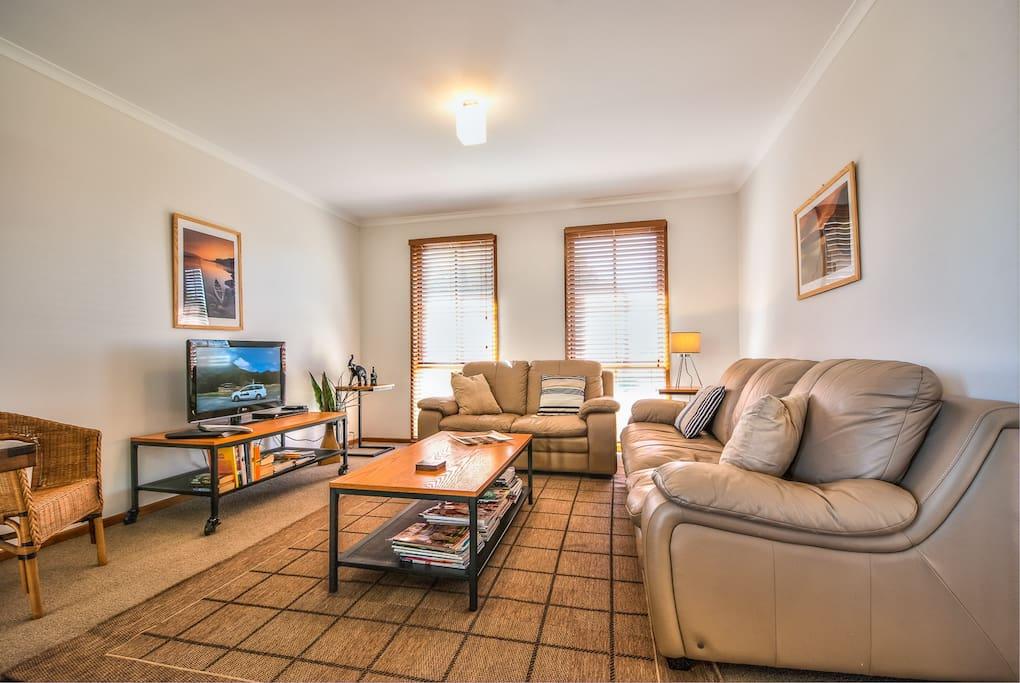 Main lounge/TV area...