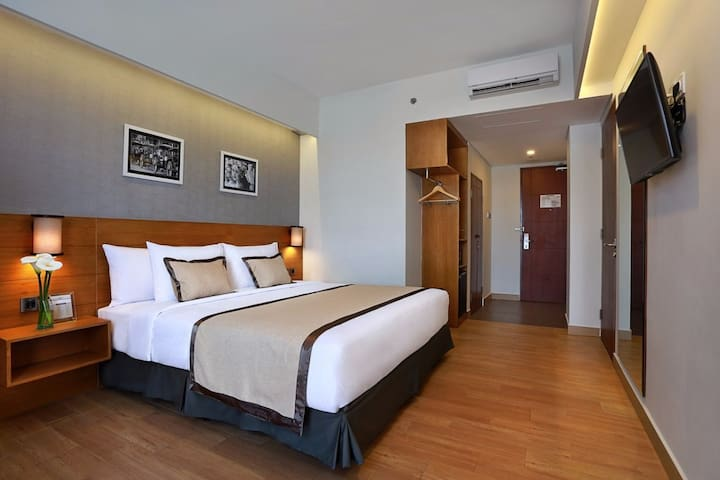Stay in Denpasar the capital city of Bali