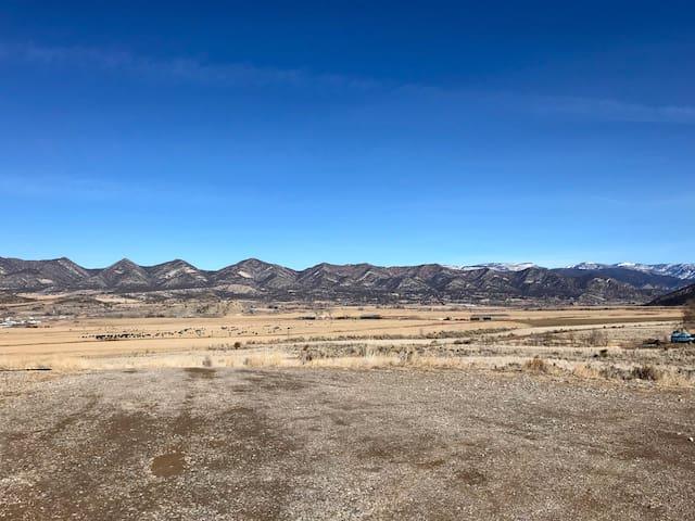 Rural Silt, CO Getaway