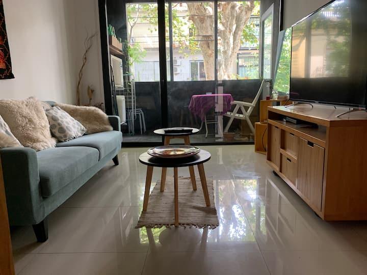 Excelente y cómodo departamento en Núñez
