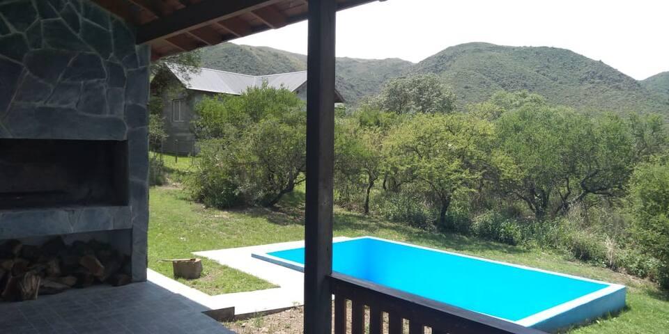 Casa de campo a 6 km de Villa General Belgrano