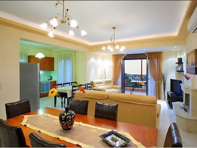 Villa Corinna, Rethymno, Crete - Kirianna - Villa