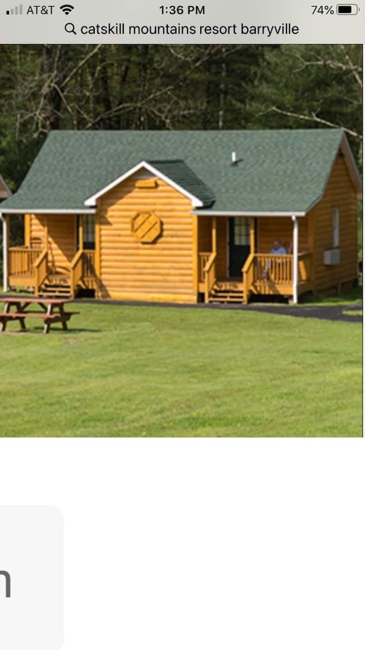Country King Cabin suite with Resort Amentities