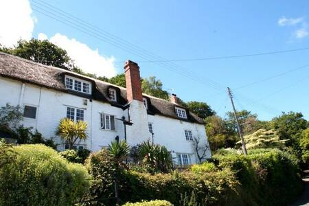 The Crows Nest, Porlock Weir - Porlock Weir - Hus