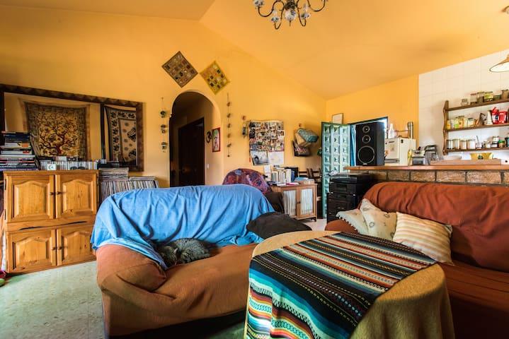 Una casa en el corazón de la sierra de Sevilla - Guillena - House
