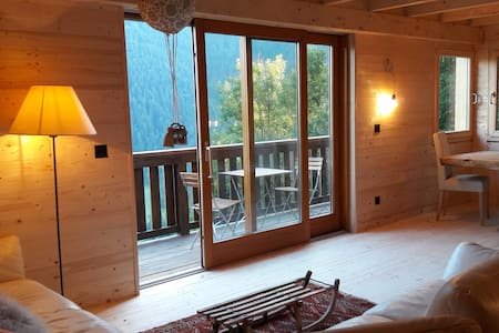 Heidi Chalet - Panoramic View - Modern & Authentic - Château-d'Œx - 牧人小屋