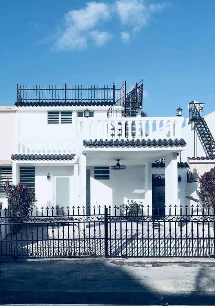 El Nido-1 Modern Zen Beach Townhouse 3BD, 2BA