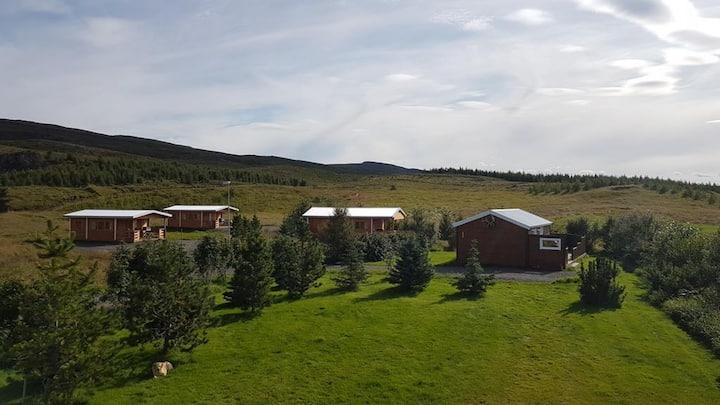 Ásgeirsstaðir - One-Bedroom Holiday Home