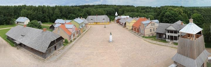 Accommodation in Folk Museum