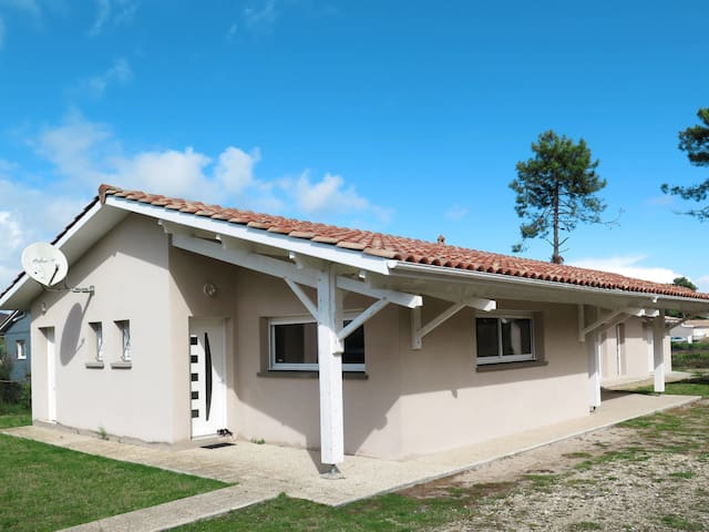 Holiday home in Vendays Montalivet - T.190