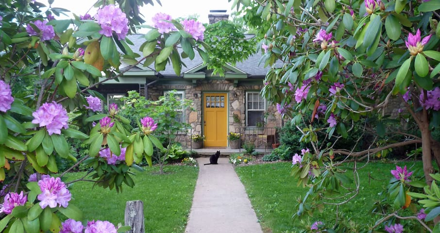 Stone Cottage Garden Homestay ONE