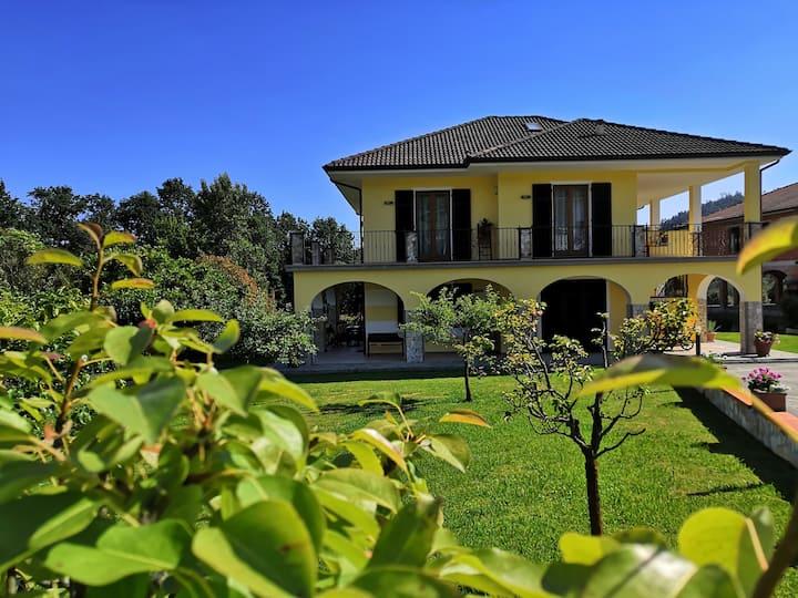 Maison du VAle relax vicino  Levanto e CinqueTerre