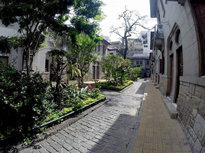 Casa de Vila - Flamengo (quadra da praia)