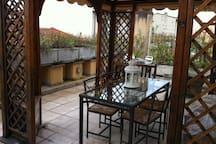Gioberti's terrace