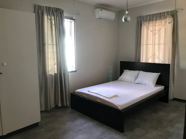 Bedroom 2 with Queen size bed