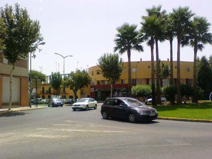 Maison privée au calme près de Séville