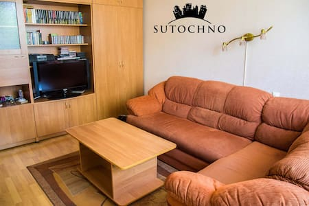 Sutochno Grafovi apartment - Narva - Appartement