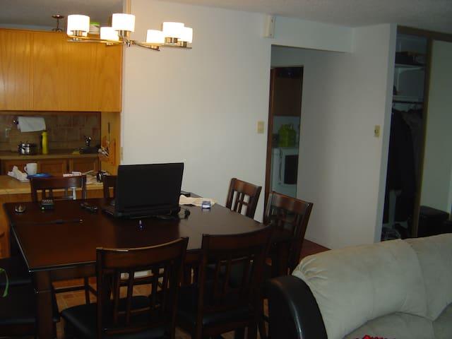 Belle Chambre à Louer dans Beau Condo bien situé - Montréal