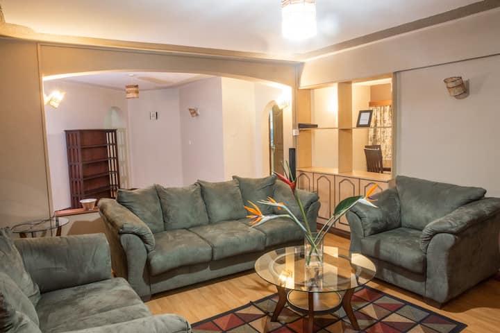 Ken's Residence , Lavington Nairobi.