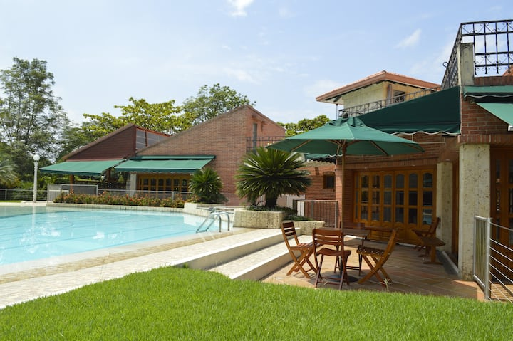 Beautiful Country House near Cali, Valle del Cauca
