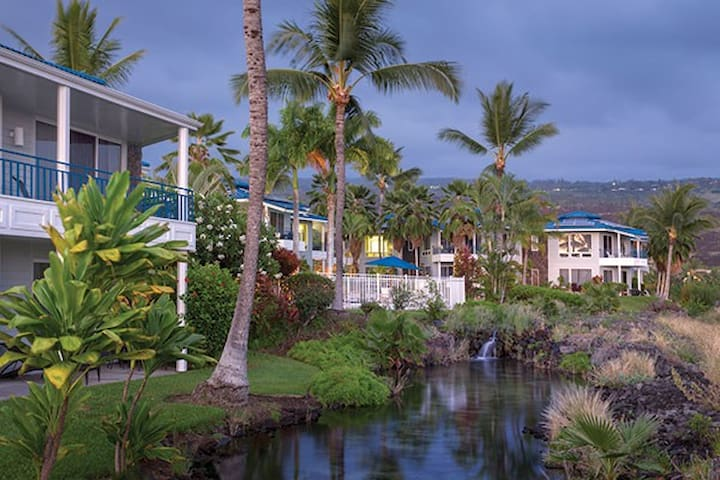 Mauna Loa Village Resort Thanksgiving week