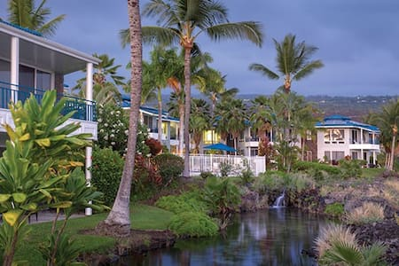 Mauna Loa Village Resort Thanksgiving week