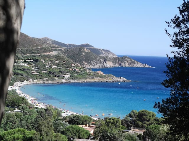 Sea, Nature and breathtaking view - Torre Delle Stelle (Maracalagonis) - Villa