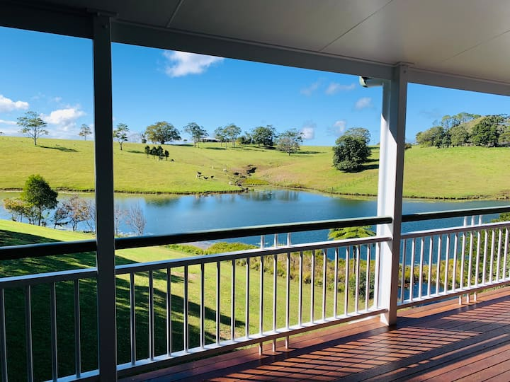 'Hot Tea Cottage' in Maleny, QLD
